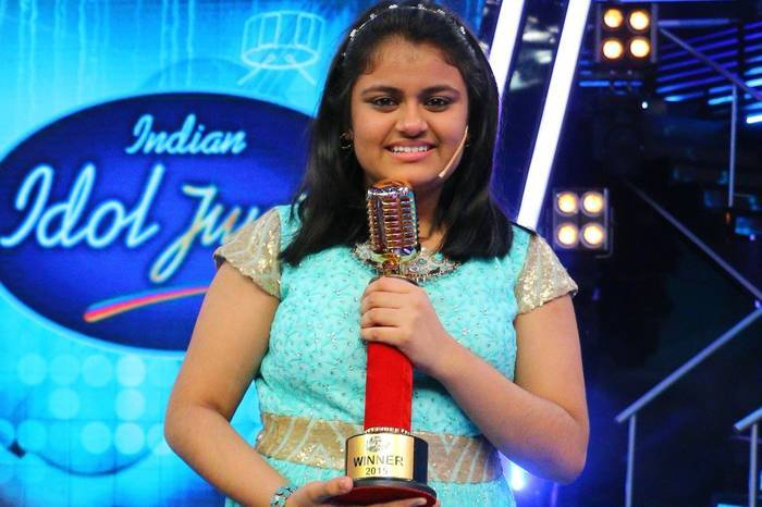 Indian Idol Junior Finale: Ananya Nanda Wins The Title