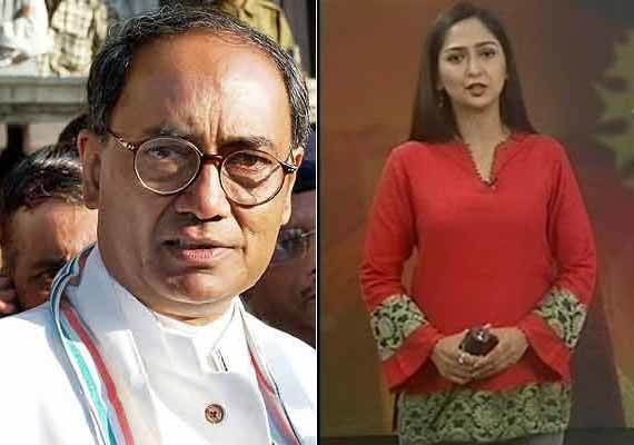 Why Did Amrita Rai Have To Clarify About Her Wedding To Digvijaya Singh On Facebook