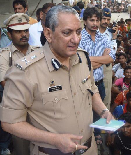 Sheena Bora Murder Case: Top Cop Rakesh Maria Abruptly Transferred