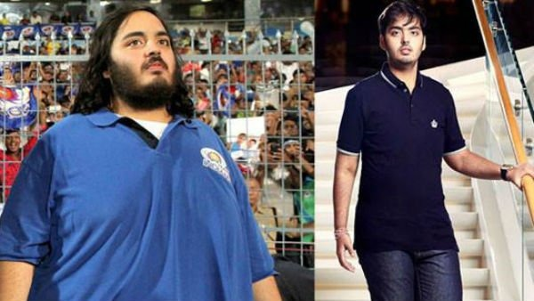 Anant Ambani Loses 108 Kgs In 18 Months: Here's How Celebrities Reacted!