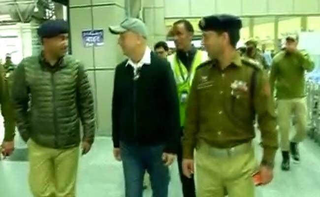 NIT Row: Anupam Kher Detained At Srinagar Airport