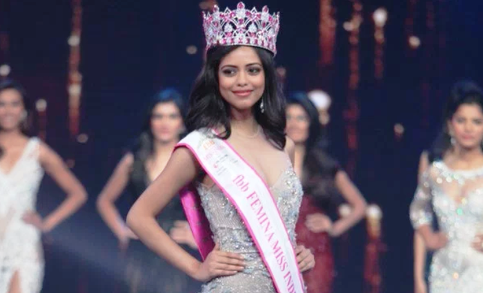 Miss India 2016: Priyadarshani Chatterjee Wins The Title