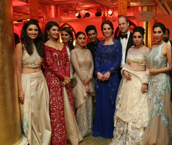 What Was Sophie Choudry Doing At The Royal Dinner?