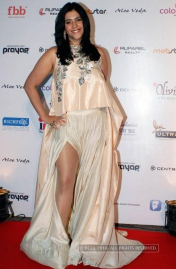 Eww: Ekta Kapoor's Earth Shattering Number At Femina Miss India