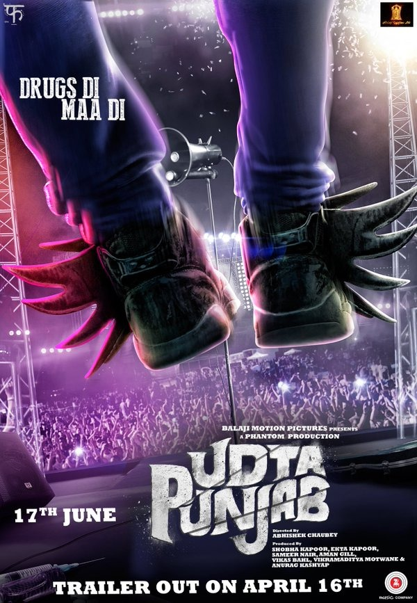 Teaser Alert: Udta Punjab's First Look Out