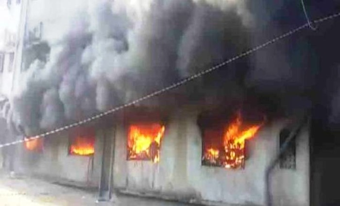 Fire In Mumbai: Over 150 Trapped In A Building In Bhiwandi