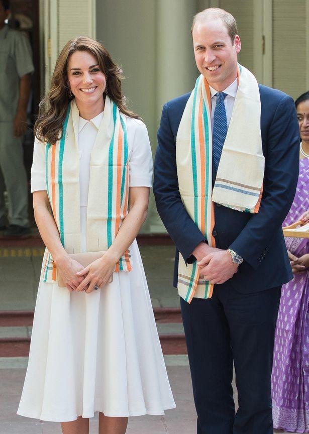 #RoyalVisitIndia:  Day 2 Of Prince William & Kate Middleton's Trip To India
