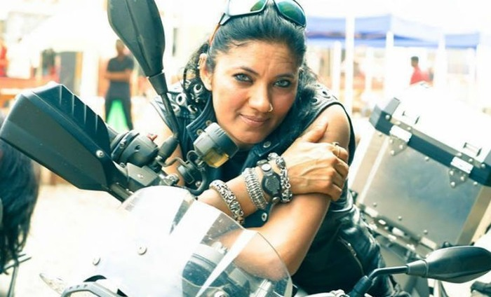 Veenu Paliwal, One Of The Best Woman Biker, Died In An Accident