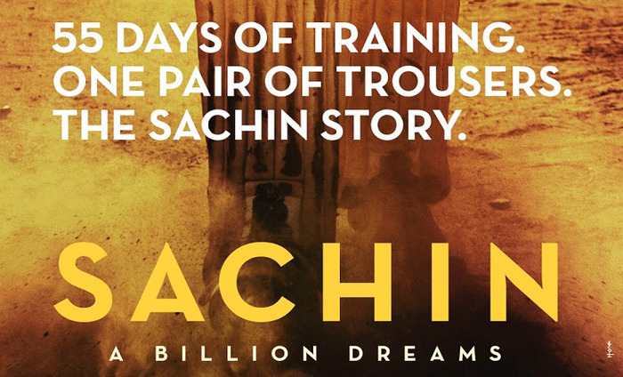 Check Out The First Look Of Sachin Tendulkar's Biopic