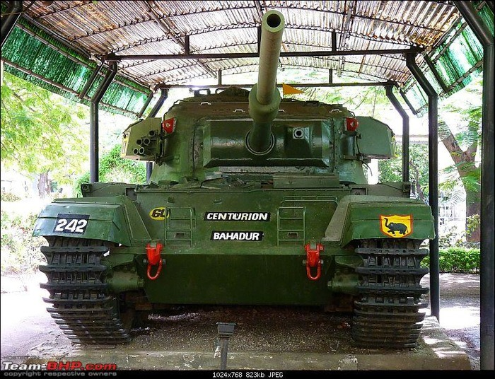 Military Museums - The Cavalry Tank Museum