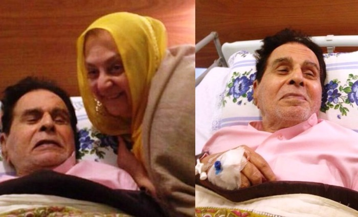 Dilip Kumar's Health Update: Stable But Not Out Of Danger