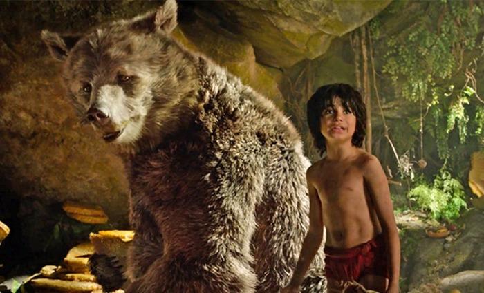 'The Jungle Book' Breaks Big Record In India