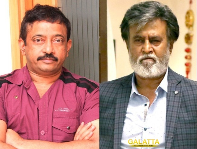 How Did Bad Looker And A Disproportionate Rajini Become A Superstar, Tweets RGV