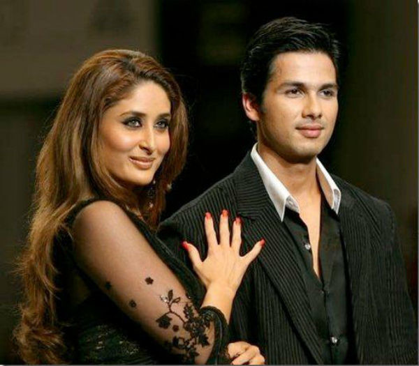 Then And Now: Watch These Old Videos Of Kareena And Shahid (OMG! Saif Was There Too!)