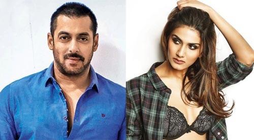Salman Khan To Star Alongside Vaani Kapoor In Dhoom 4?