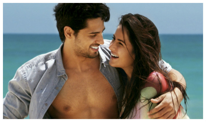 Baar Baar Dekho's First Look: Katrina Kaif And Sidharth Malhotra Take Our Breath Away!