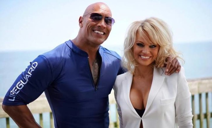 Pamela Anderson Joins The Cast Of Baywatch!