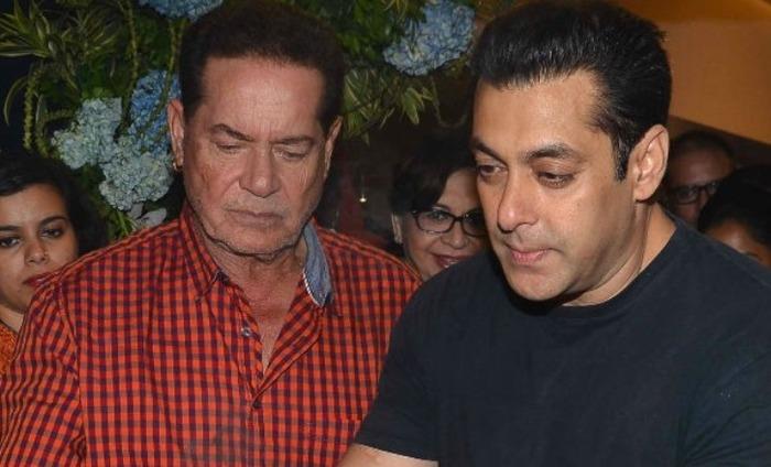 Salim Khan Defends Son Salman's Olympic Ambassador Appointment