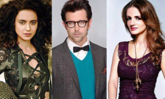 Susanne Khan Talking About Hrithik-Kangana Affair Is The Hottest Topic Of The Week