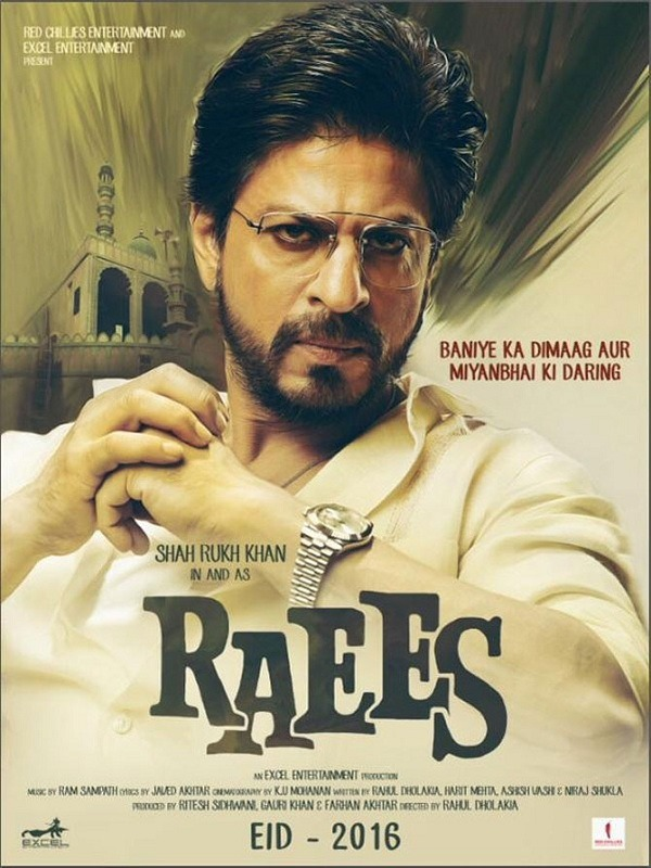 Find Out Why Shah Rukh Khan Is Postponing Raees' Release!