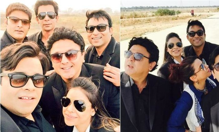 Kapil Sharma And His Team To Perform In London!