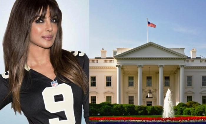Priyanka Chopra Invited To The White House For Dinner