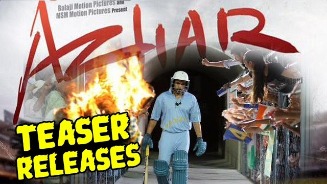 Sheer Disappointment: 'Azhar' Movie Trailer Is Just Not Worth The Hype And Wait!