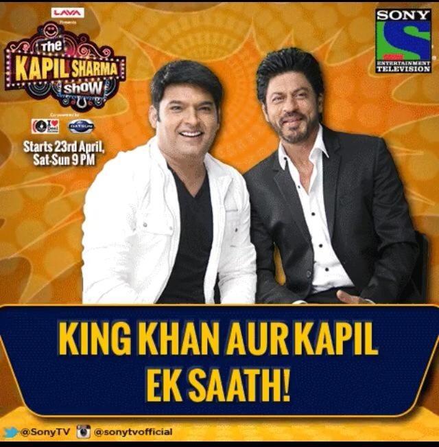 Watch: Kapil Sharma's First Promo Features King Khan