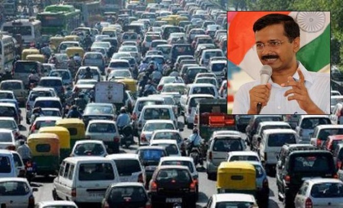 Delhi To Conduct Second Round Of Odd-Even From April 15