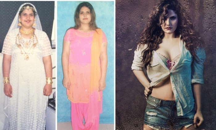 Zareen Khan's Perfect Reply To Body-Shaming