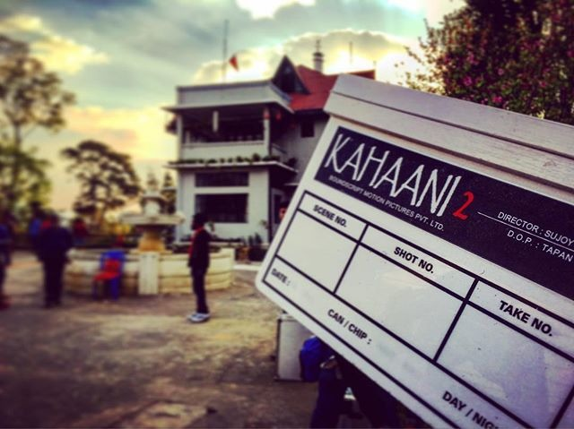 'Kahaani-2' Shooting Has Finally Started And We Couldn't Be Happier!