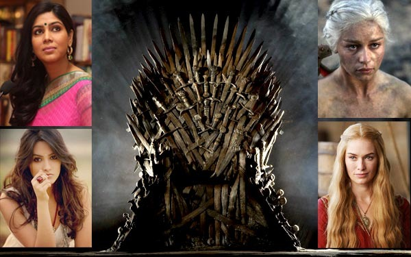 Rani Mahal - The Indian Game Of Thrones