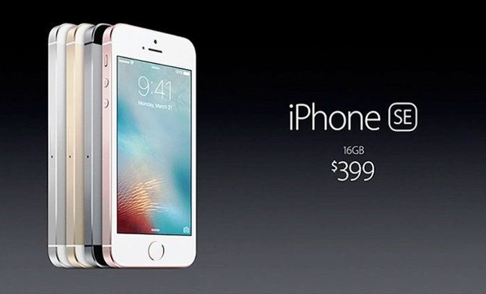 Apple Launches Its IPhone SE And The New IPad Pro In India