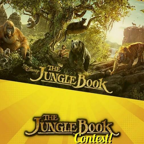 Contest Alert! 'The Jungle Book' Dubsmash Contest