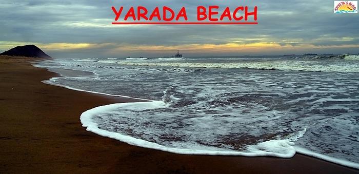Oblivious Beaches Of India Worth Visiting - Yarada Beach, Vizag