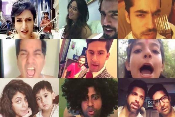 Wackiest Dubsmash Videos Of Indian TV Stars