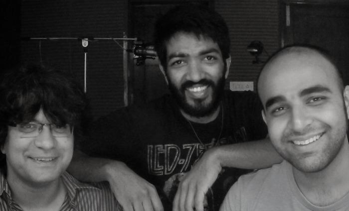 Trio From Studio Fuzz Composed Music For The Movie 'M Cream'