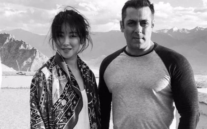 Meet Chinese Actress Zhu Zhu Who Is Set To Star Opposite Salman Khan In His Next Film 'Tubelight'