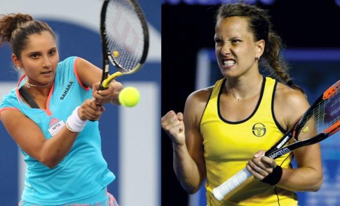 Sania Mirza Teams With Barbora Strycova Ends Partnership With Martina Hingis