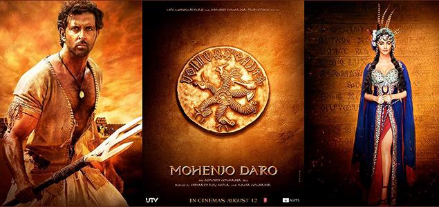 5 Reasons Why You Must Watch Hrithik Roshan's Mohenjo Daro
