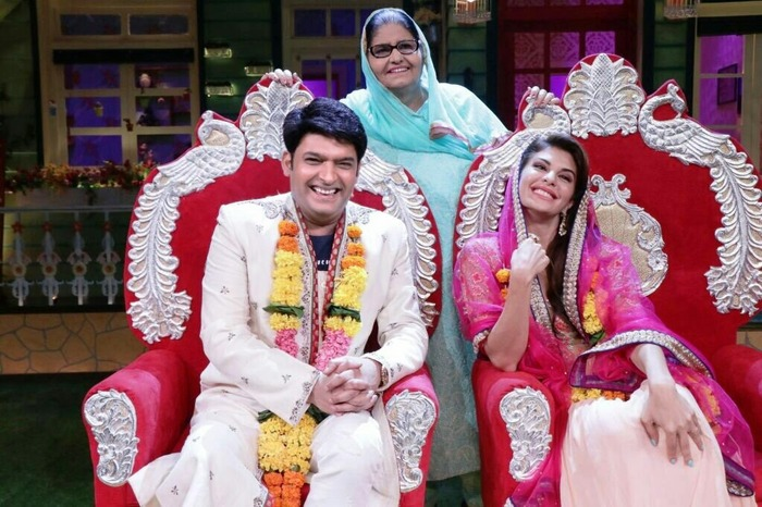 Wait! Did Kapil Sharma Just Get Married On The Sets Of His Show?