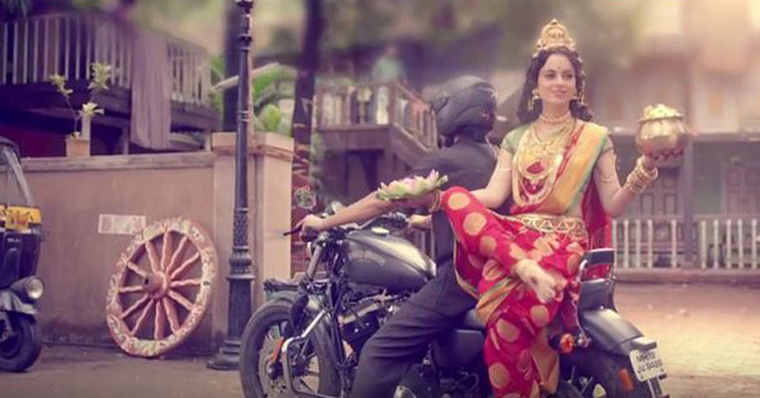Kangana Ranaut And Amitabh Bachchan Make Swachh Bharat Abhiyan's Ad A Little Starry!