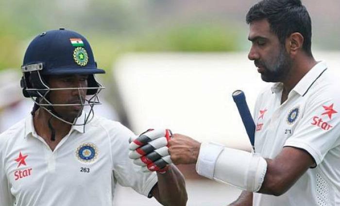 India Vs West Indies: Windies Fight Back After Ashwin, Saha Centuries