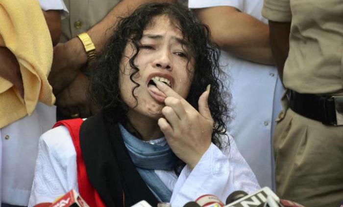 Irom Sharmila Breaks Fast, Manipur Activists Upset With The Iron Lady