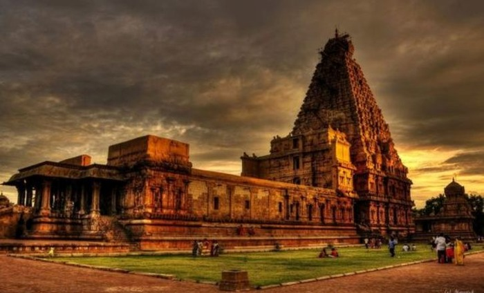 Indian Temples Are Geometrical Brilliance