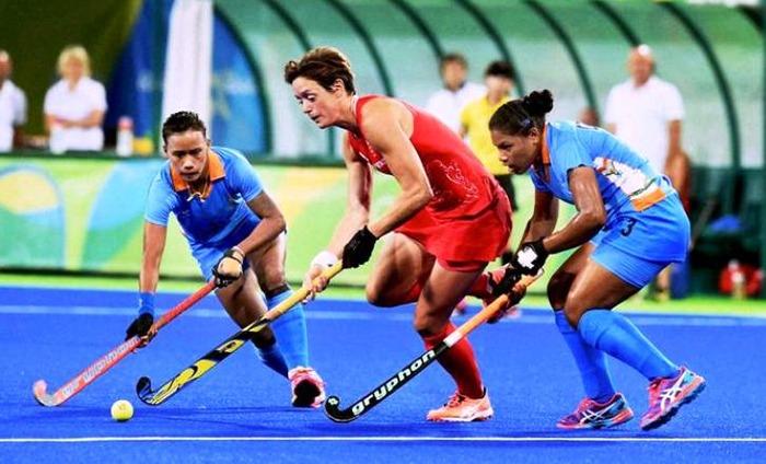 Rio Olympics 2016 India Women Hockey Lose 3-0 To USA