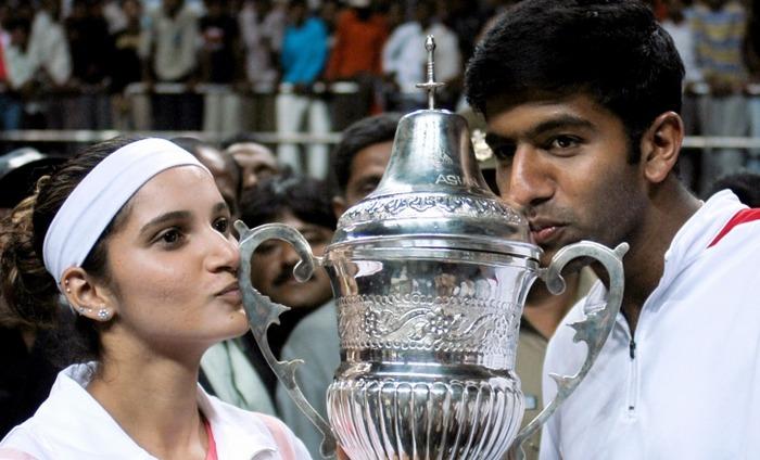 Sania Mirza Rohan Bopanna In Mixed Doubles Quarter Finals Rio