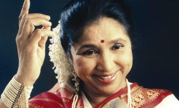 Asha Bhosle's Comeback Video With Band Of Boys