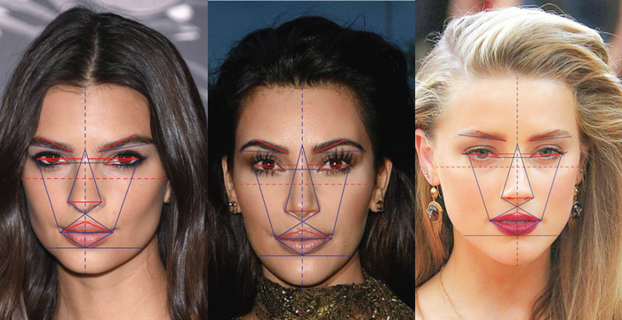 Here Are The Most Beautiful Faces In The World, According To Science!