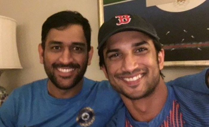 When Mahi Lost His Cool With Sushant Singh Rajput